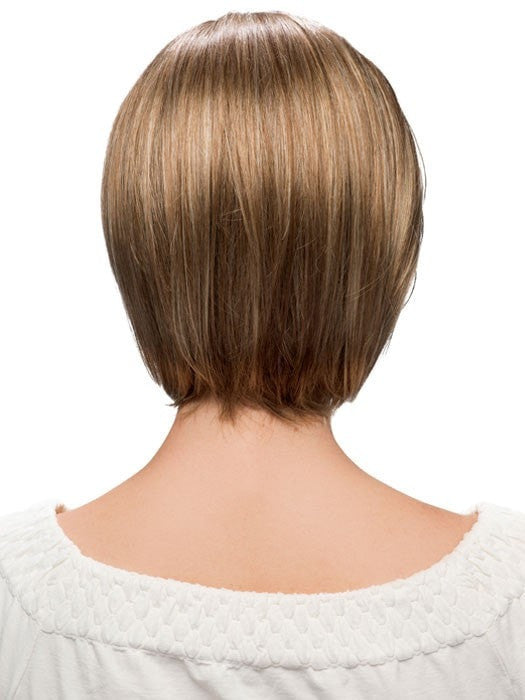 Estetica Designs Wigs Keira : Back View | Color R12/26CH