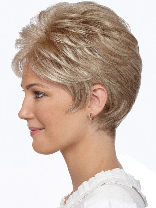 Estetica Designs Wigs Kelley Wig : Profile View | Color RH1488