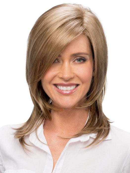 London Wig by Estetica Designs | Color: R14/26H