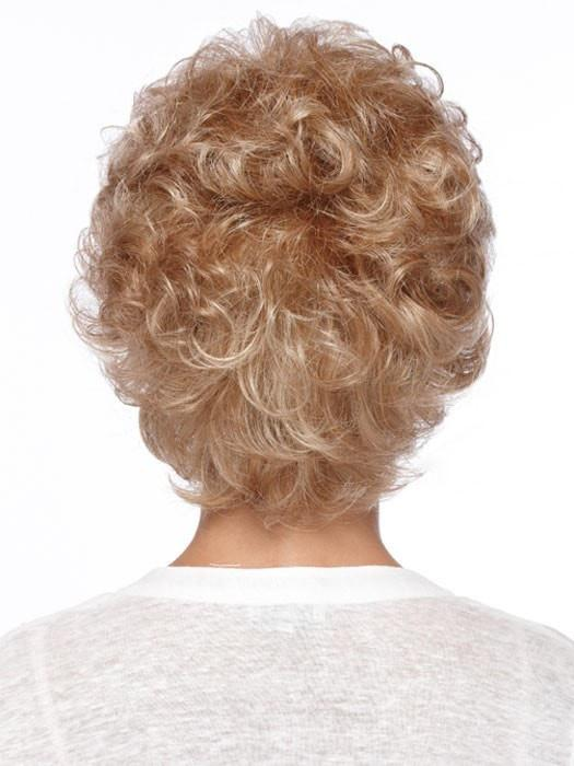 Estetica Designs Wigs Mandy Wig : Back View | Color R20F