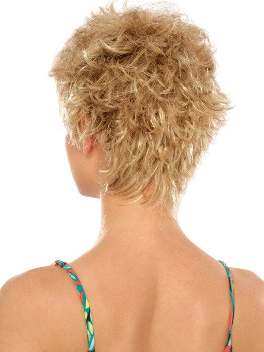 Estetica Demi Wig : Back View |Color RH1488
