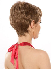 Estetica Wigs Petite Nancy Wig : Back View | Color RH268