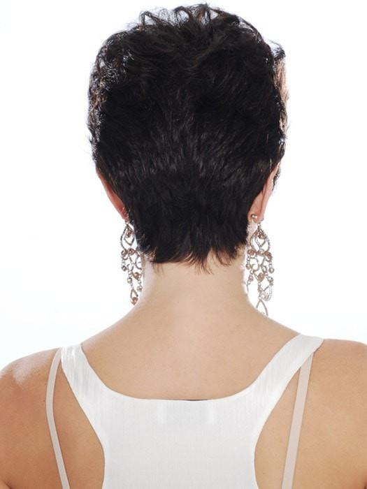 Estetica Designs Wigs Petite Kate : Back View | Color R4