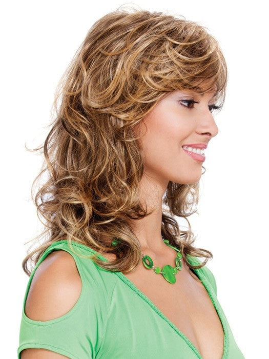 Estetica Stella Wig : Long Wig | Color RH268
