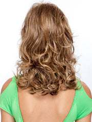Stella Wig by Estetica : Back View | Color RH268
