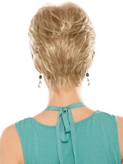 Estetica Vikki Wig: Back View | Color RH1488
