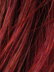 Flame Mix | Dark Burgundy Red, Bright Cherry Red, and Dark Auburn blend