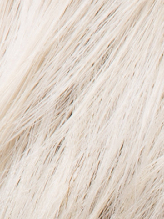 Silver Blonde Rooted  Medium Honey Blonde, Light Ash Blonde, and Lightest Reddish Brown blend with Dark Roots