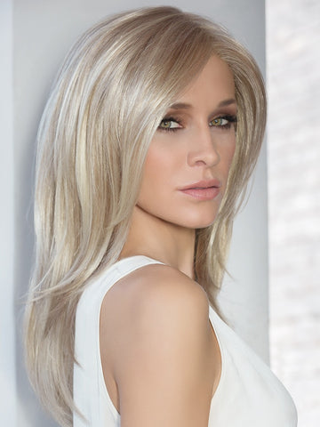 FORTUNE Wig by Ellen Wille in CHAMPAGNE MIX | Light Beige Blonde, Medium Honey Blonde, and Platinum Blonde Blend