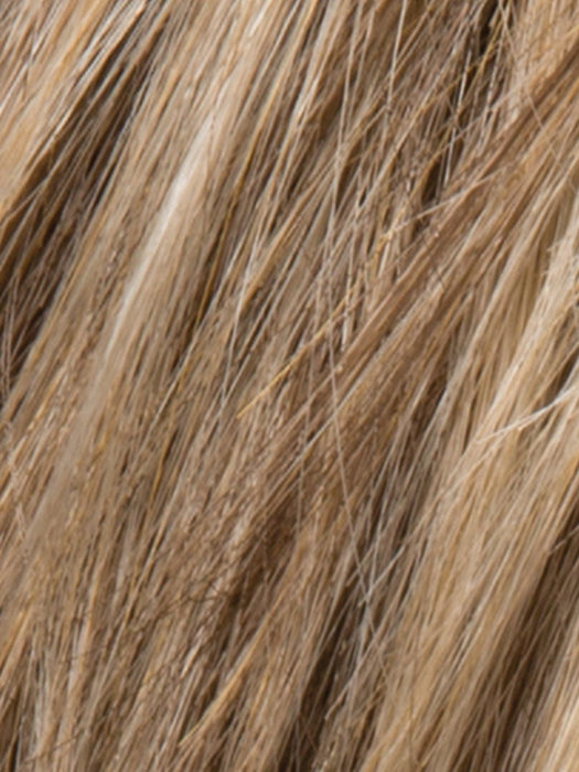 DARK SAND LIGHTED | Light Brown Base with  Lightest Ash Brown and Medium Honey Blonde Blend