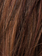 HOT CHOCOLATE MIX | Medium Brown, Reddish Brown, and Light Auburn Blend