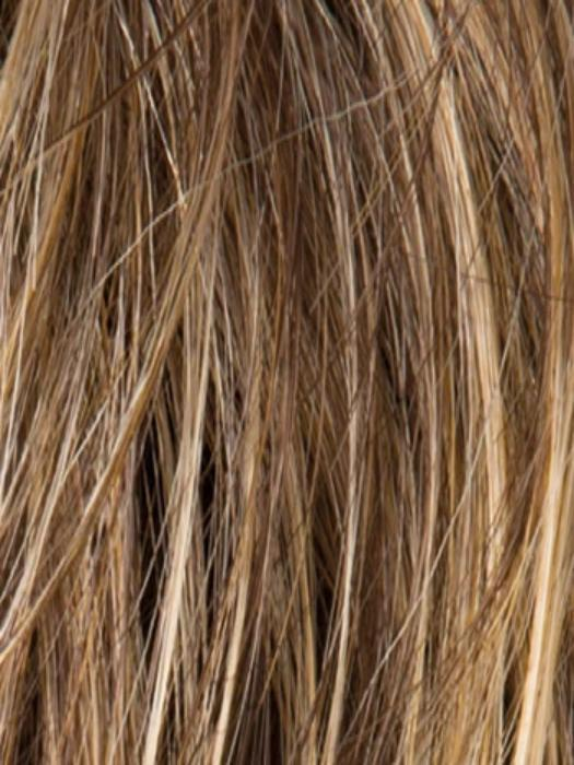 BERNSTEIN MIX | Light Brown base with subtle Light Honey Blonde and Light Butterscotch Blonde highlights