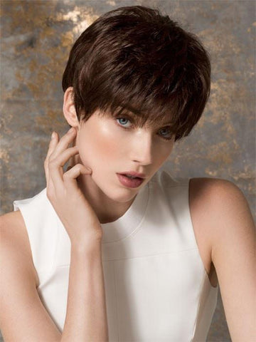 BO MONO by Ellen Wille in DARK CHOCOLATE MIX | Medium Ash Blonde, Lightest Brown, and Pale Blonde Blend