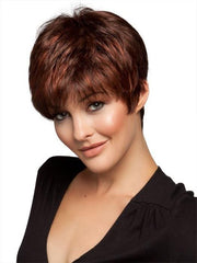 BO MONO by Ellen Wille in AUBURN MIX | Dark Auburn, Bright Copper Red, and Warm Medium Brown Blend