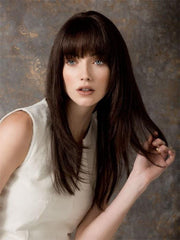 The luxurious quality of Cascade's Remy human hair can be both seen and felt