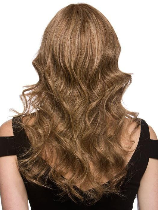 CASCADE by Ellen Wille | Pure!Power Collection  (This piece has been styled and curled)