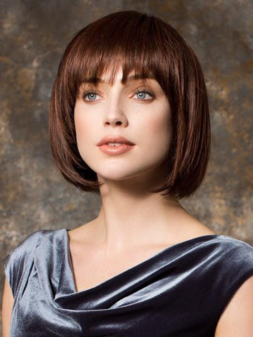 CHANGE by Ellen Wille in AUBURN ROOTED | Dark Auburn, Bright Copper Red, and Warm Medium Brown Blend with Dark Roots