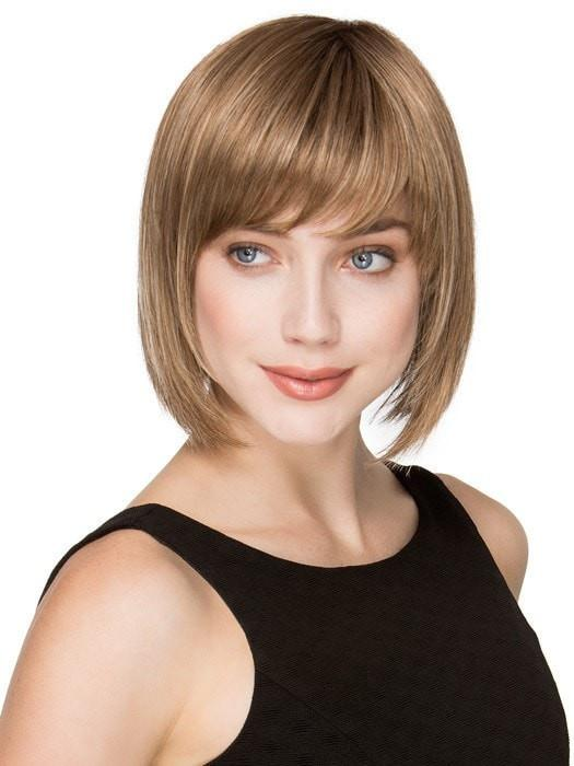 CHANGE by Ellen Wille in SAND ROOTED | Light Brown, Medium Honey Blonde, and Light Golden Blonde blend with Dark Roots