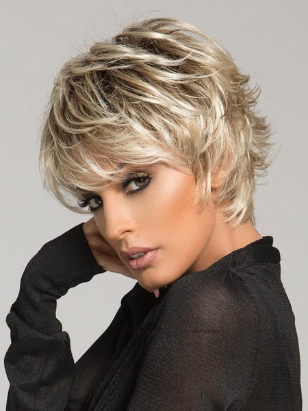 Club 10 Wig By Ellen Wille Short Amp Edgy Wigs Com