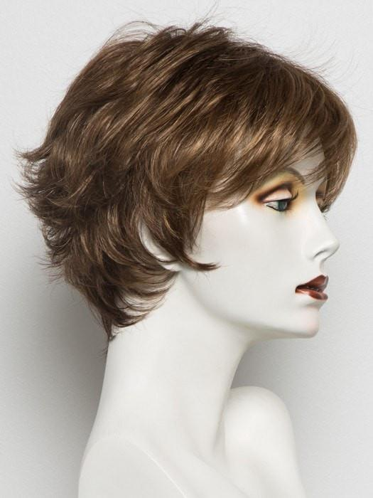 HOT MOCCA MIX | Medium Brown, Light Brown, and Light Auburn Blend