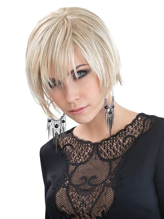 ECHO by Ellen Wille in LIGHT CHAMPAGNE MIX	| Platinum Blonde, Cool Platinum Blonde, and Light Golden Blonde Blend