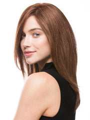 Ellen Wille EMOTION Wig in CHESTNUT MIX | Dark Auburn, Medium Auburn, and Warm Medium Brown blend
