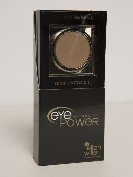 This highly-pigmented formula blends easily to create the illusion of full brows