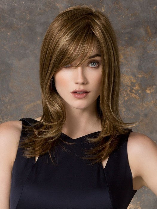 MARUSHA MONO by Ellen Wille in DARK-SAND-MIX | Light Brown base with Lighest Ash Brown and Medium Honey Blonde blend