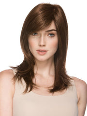 MARUSHA MONO by Ellen Wille in CHOCOLATE MIX | Medium to Dark Brown base with Light Reddish Brown highlights