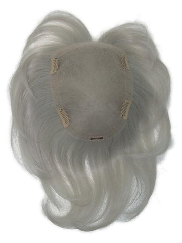 REAL by Ellen Wille in SILVER MIX | Pure Silver White and Pearl Platinum Blonde Blend