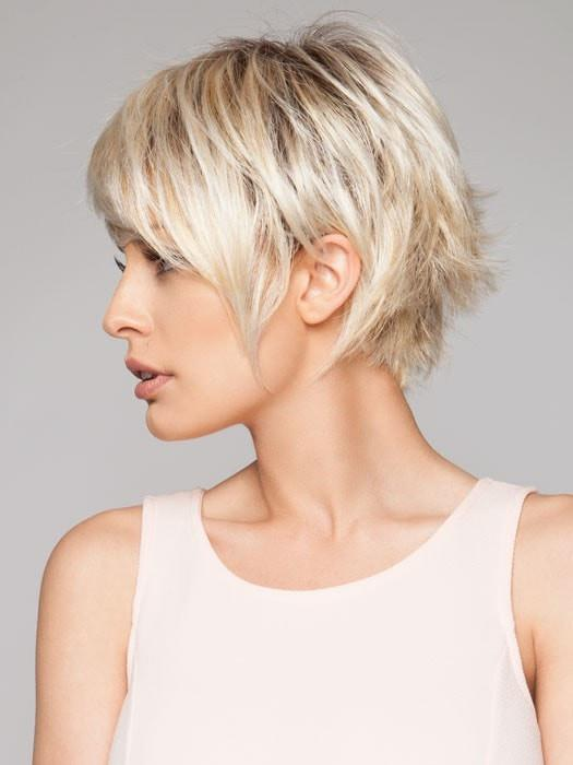 SKY features a monofilament crown, and is ideal for a petite to average head size