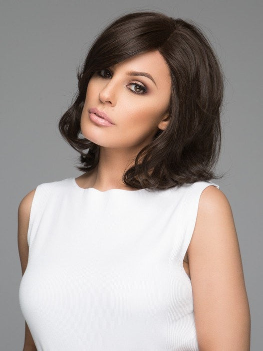 SPIRIT by Ellen Wille | Human Hair/ Synthetic Blend Wig with Lace Front and 100% Hand-Tied cap