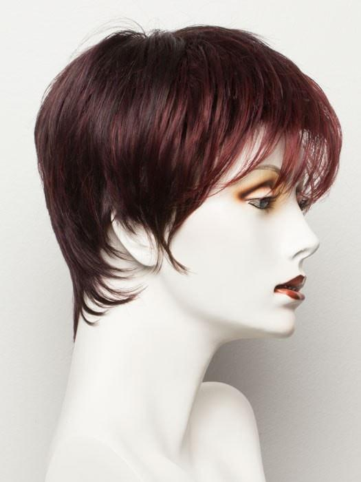 AUBERGINE MIX | Dark Auburn, Bright Copper Red, and Warm Medium Brown blend