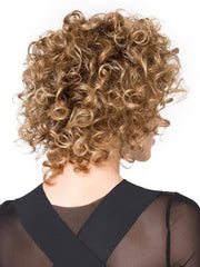 Tight, bouncy curls right out of the box