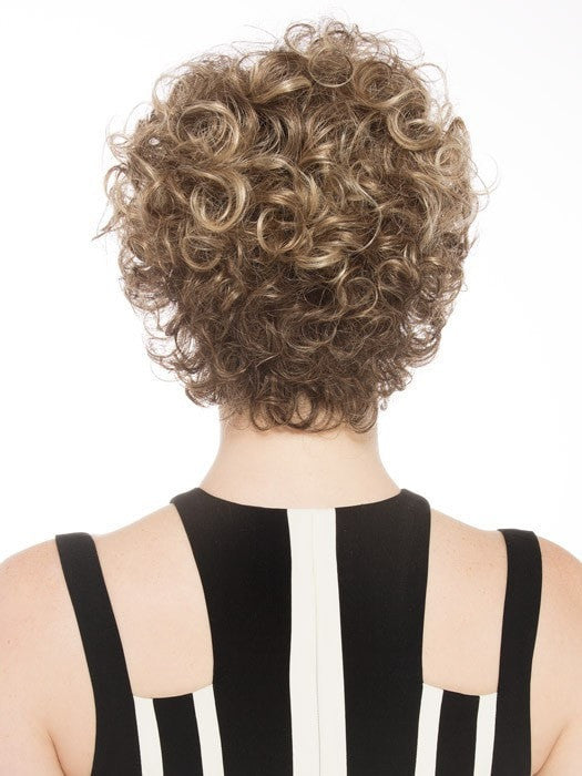 A modern twist on a classic curl