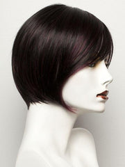BLACKCHERRY MIX | Jet Black base with Plum highlights