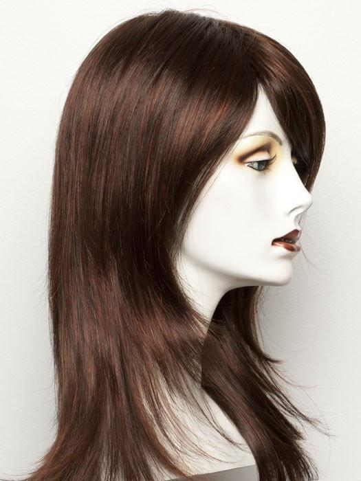 AUBURN MIX | Dark Auburn, Bright Copper Red, and Warm Medium Brown blend