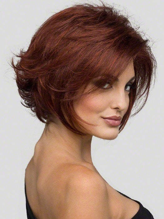 The lace front and hand tied monofilament top construction will empower you with confidence