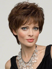 Aubrey Wig by Envy | Color MEDIUM BROWN