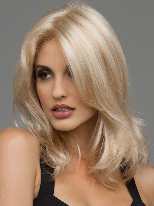 BOBBI by ENVY in LIGHT BLONDE | 2 toned blend of Creamy Blonde with Champagne highlights