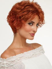 Envy Bryn Wig : Capless Wig | Color LIGHTER RED
