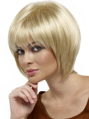 Francesca by Envy Wigs : Chin Length Bob | Color LIGHT BLONDE