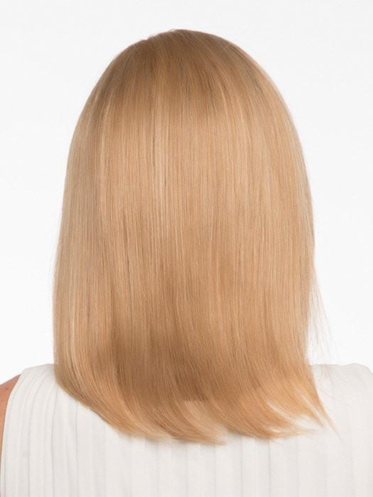 Shoulder length layering | Color Dark-Blonde