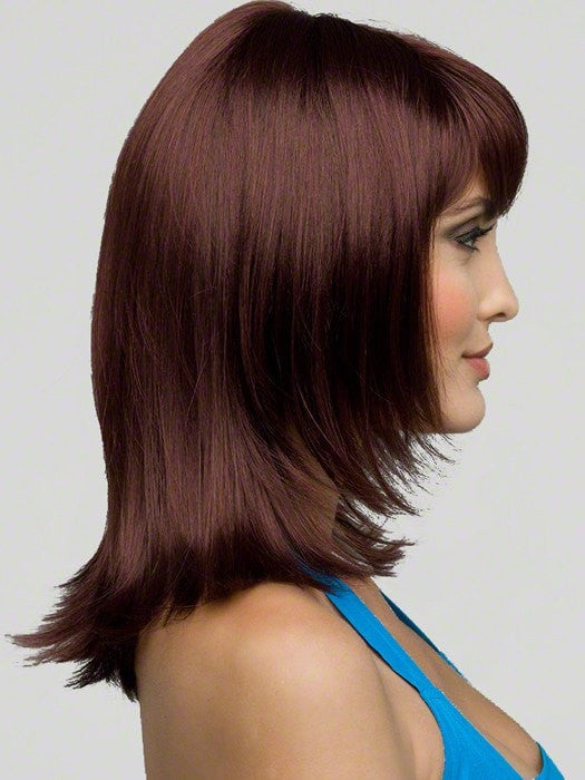 Envy Jess : Right Profile | Color DARK BROWN