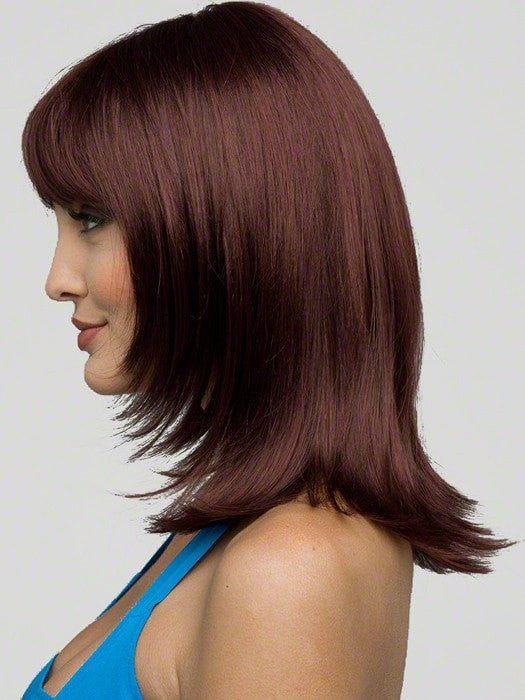 Envy Jess : Left Profile | Color DARK BROWN