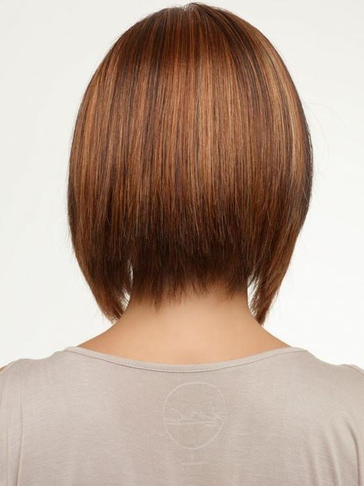 Envy Kimberly : Back View | Color CHOCOLATE CARAMEL