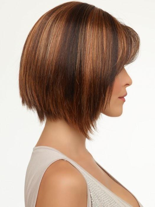 Envy Kimberly : Right Profile | Color CHOCOLATE CARAMEL