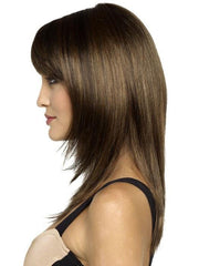 Envy Leyla : Left Profile | Color MEDIUM BROWN