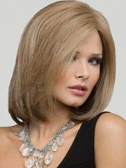 Lynsey behaves naturally while maintaining the feel and texture of human hair | Color DARK BLONDE