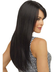 Envy McKenzie Wig : Profile View | Color BLACK